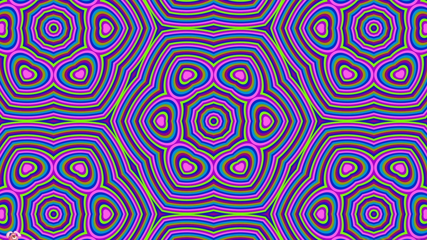 Psychedelic Hearts
