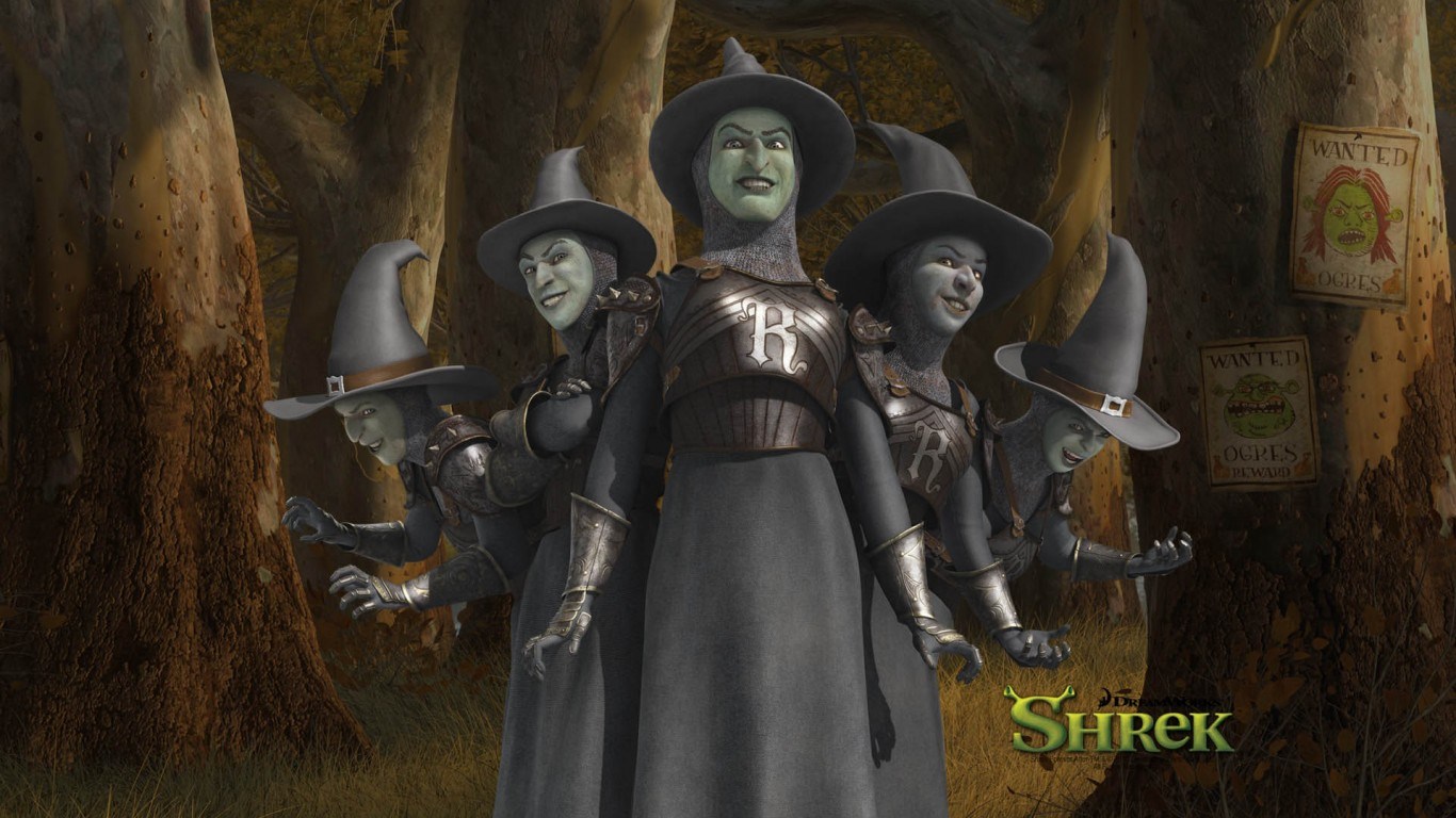Witches  Shrek The Final Chapter