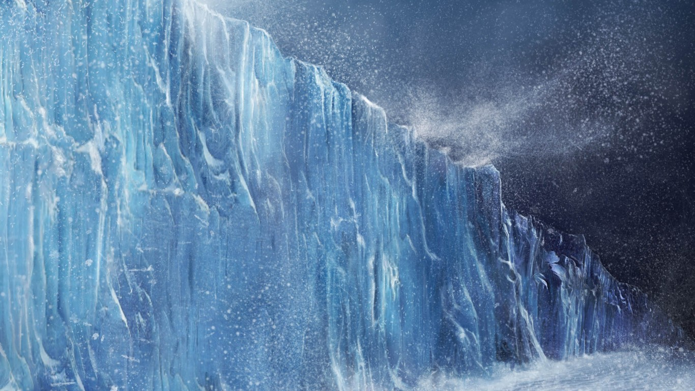 Ice Age Painting