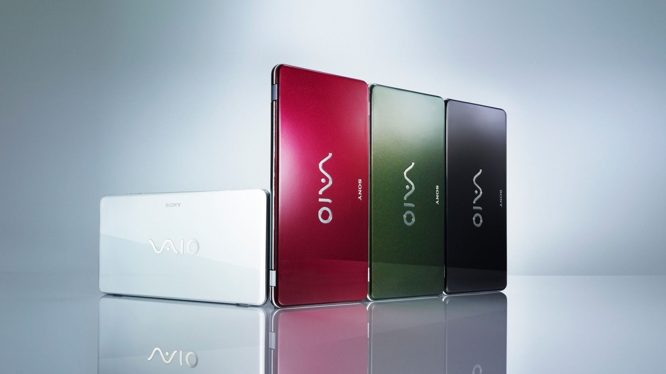 Sony VAIO Notebooks