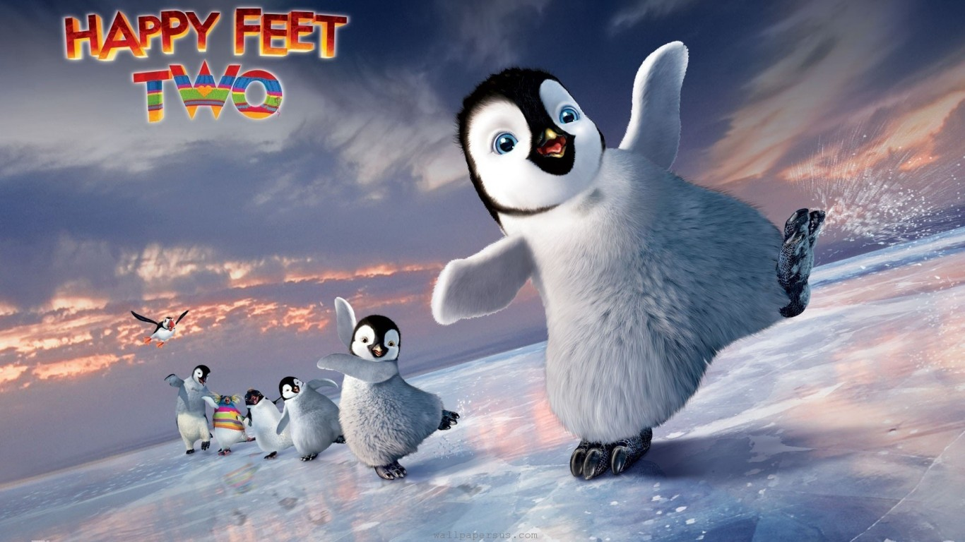 Happy Feet  Happy Feet 2