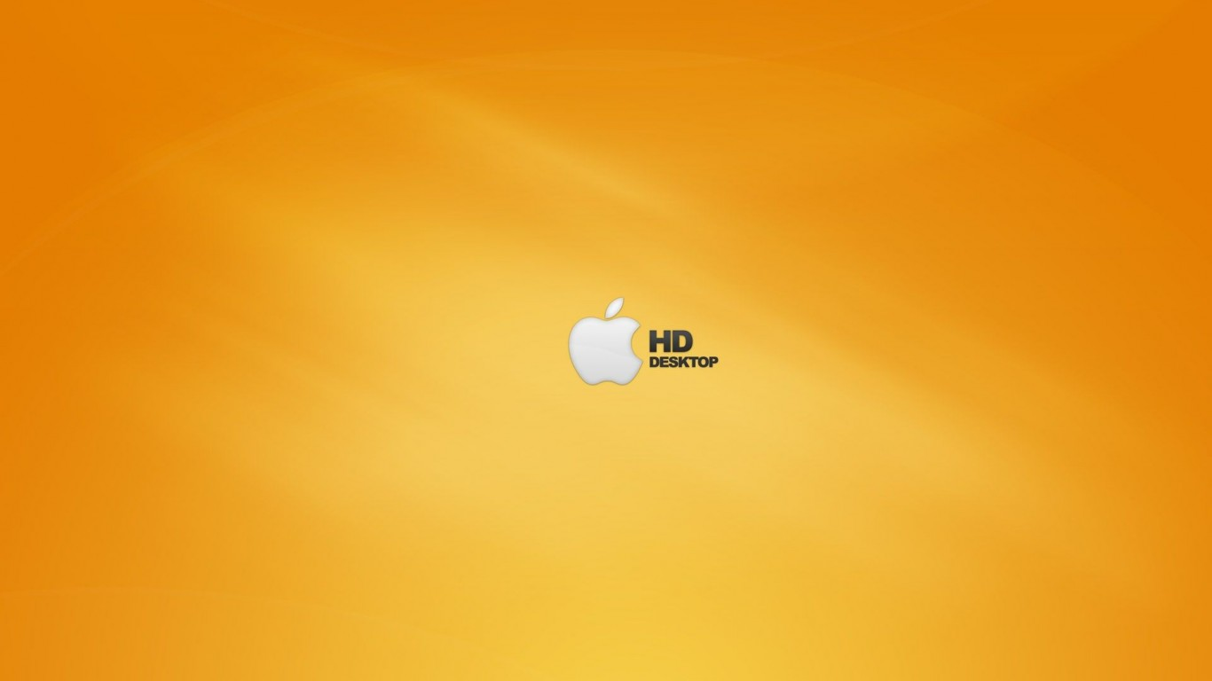 Apple HD Orange 1