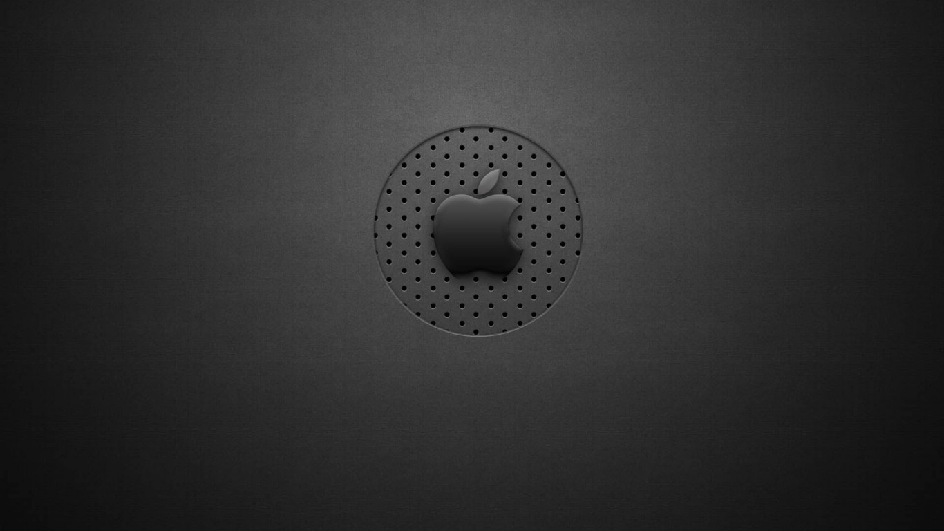 Apple In Dark Shade
