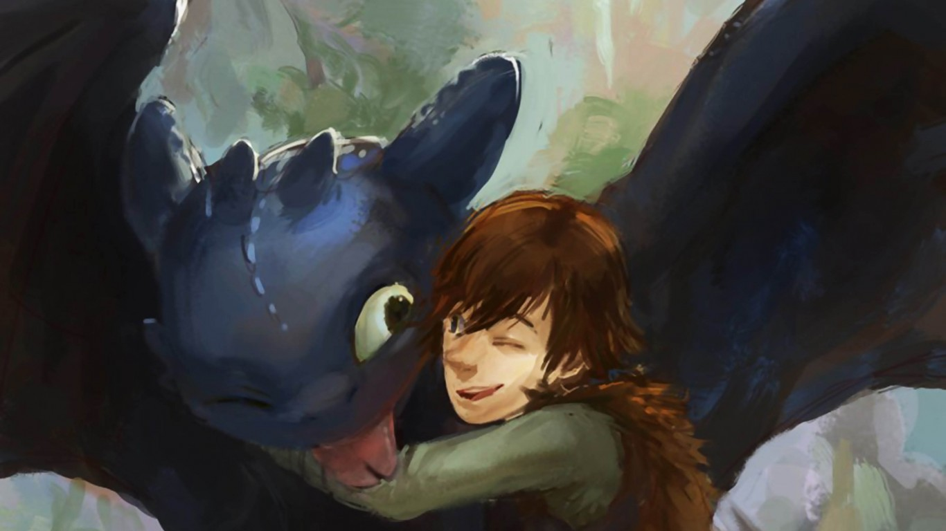 How To Train Your Dragon  01