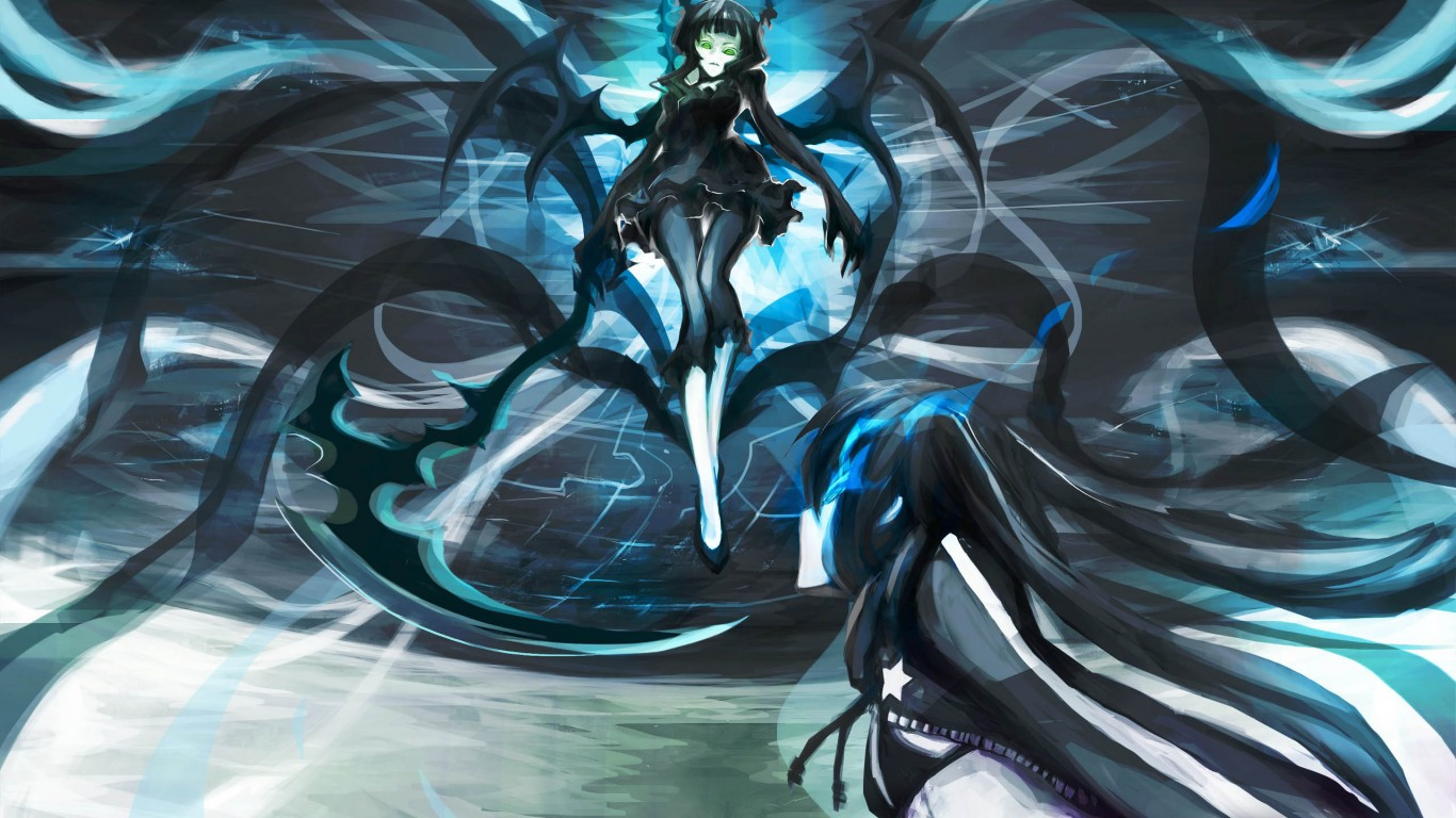 Black Rock Shooter Dead Master