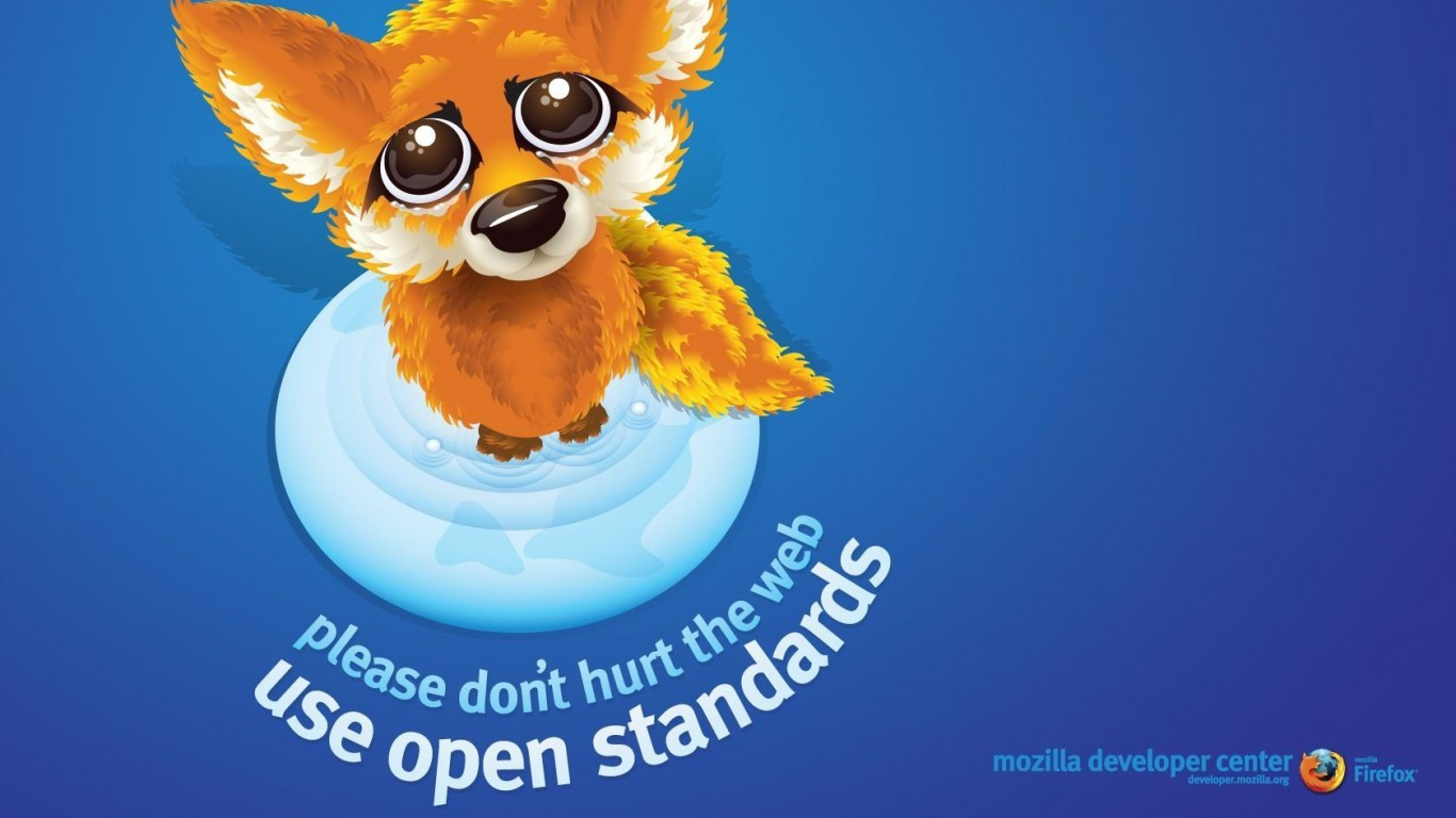 Don't Hurt The Web Firefox