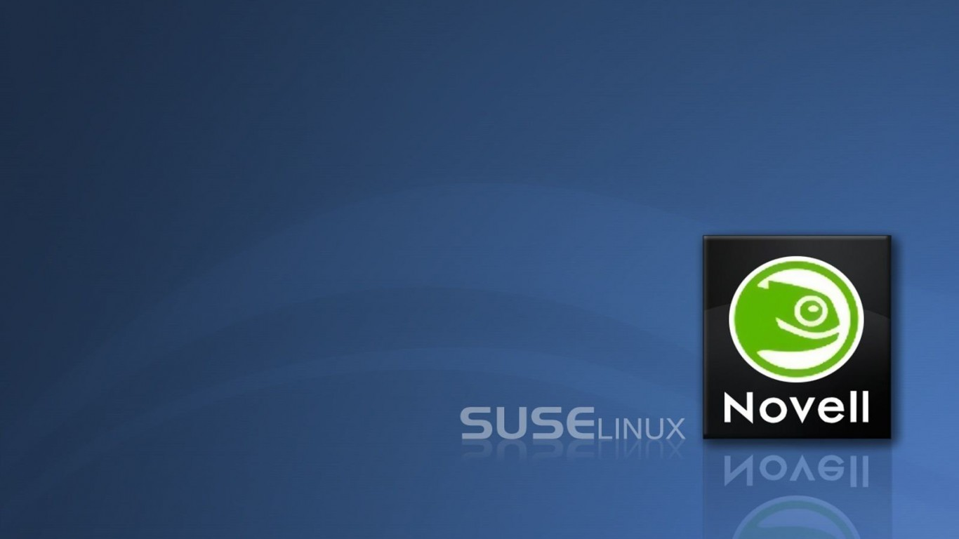 SUSE Linux Novell
