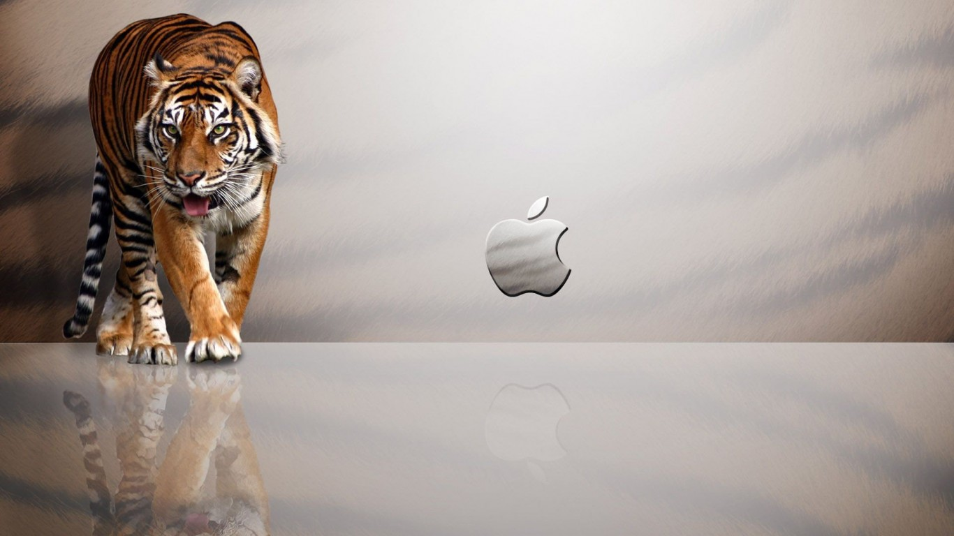 Apple MAC Tiger