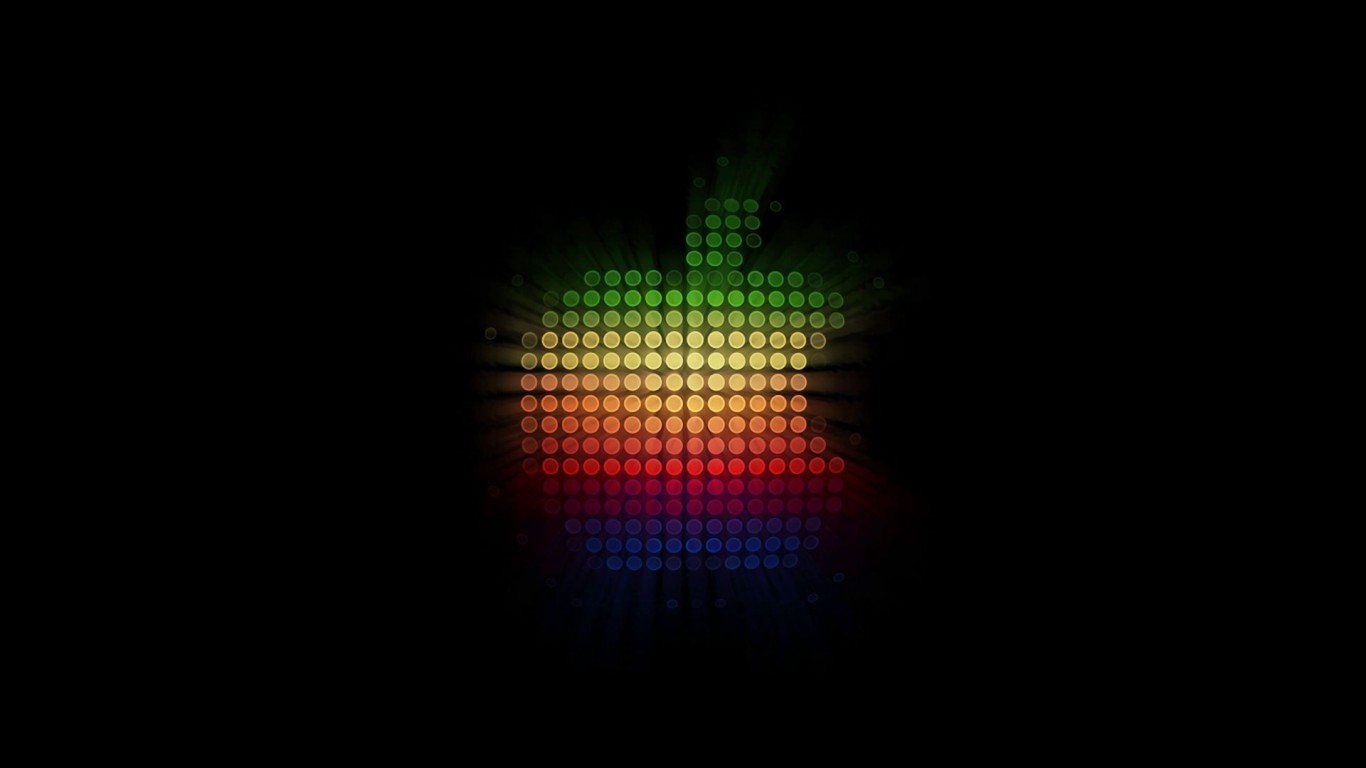 Colorful HD Apple 2