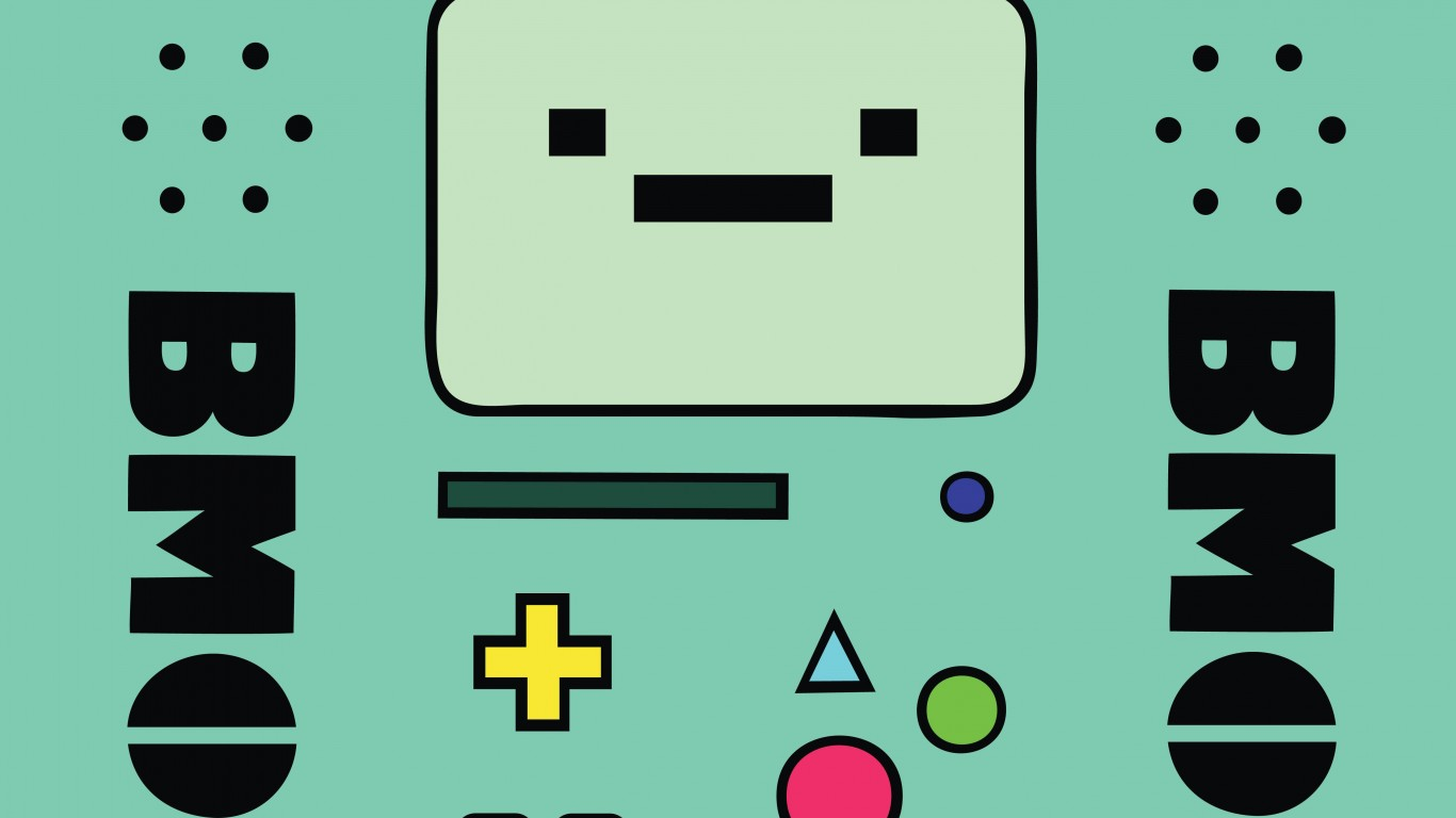 Adventure Time – Beemo