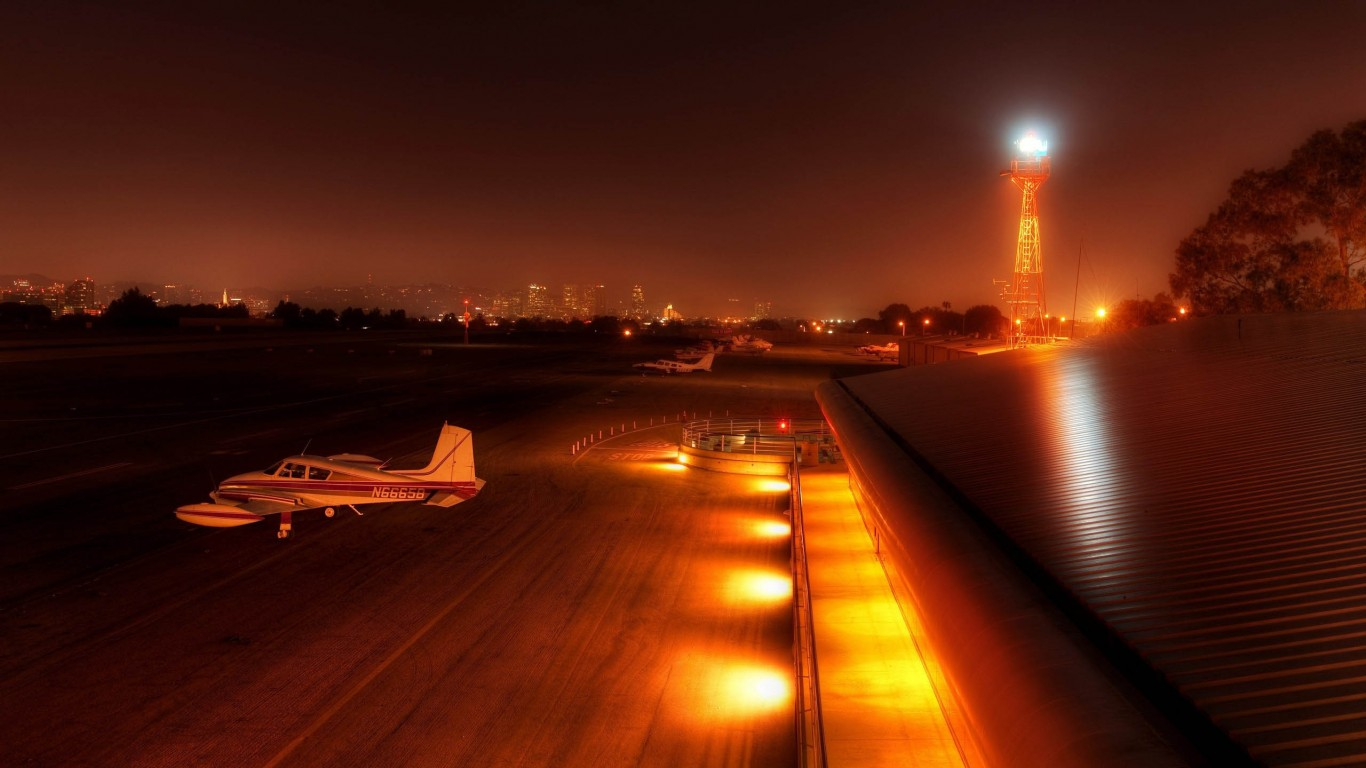Aircrafts  Night