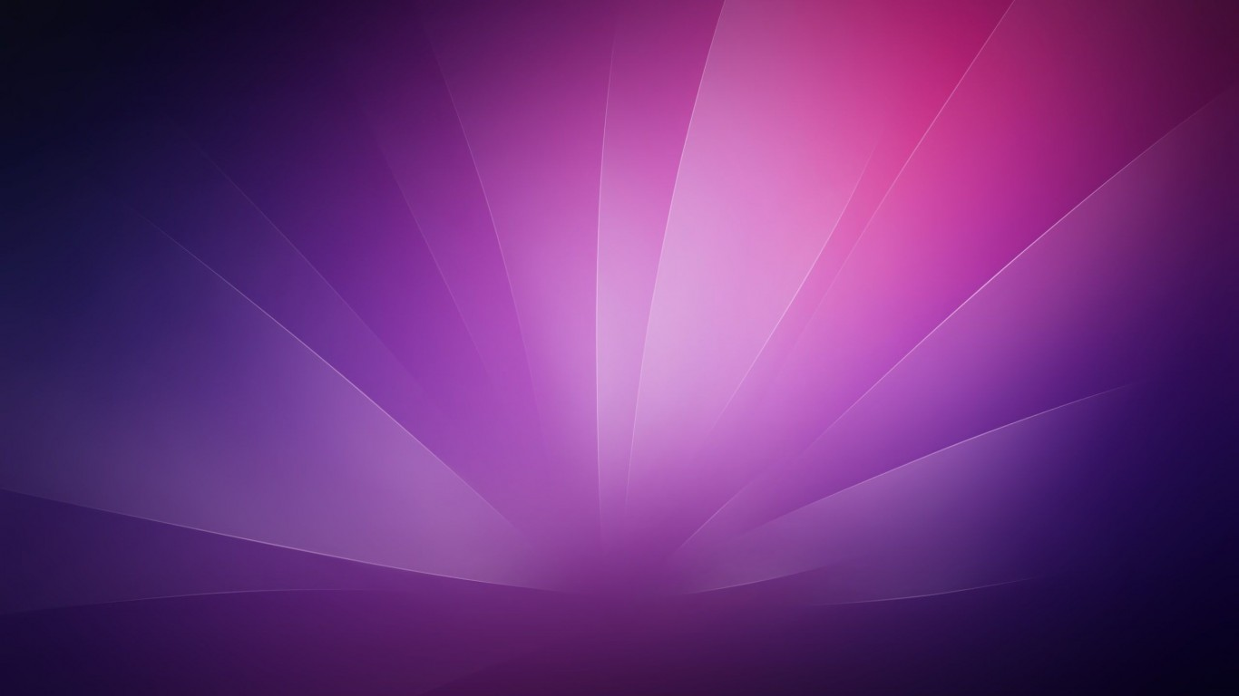Purple Minimalist Background