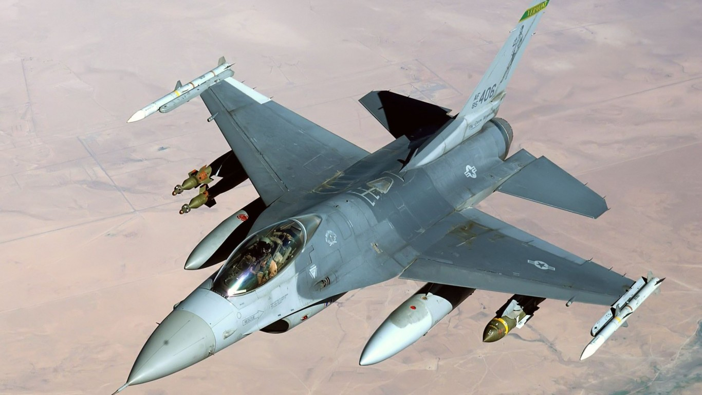Falcon  Fighting  Iraq  F-16 Falcon