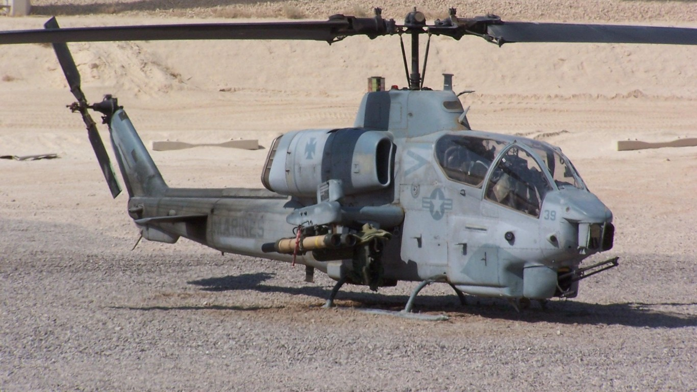 Helicopters  AH-1 Cobra