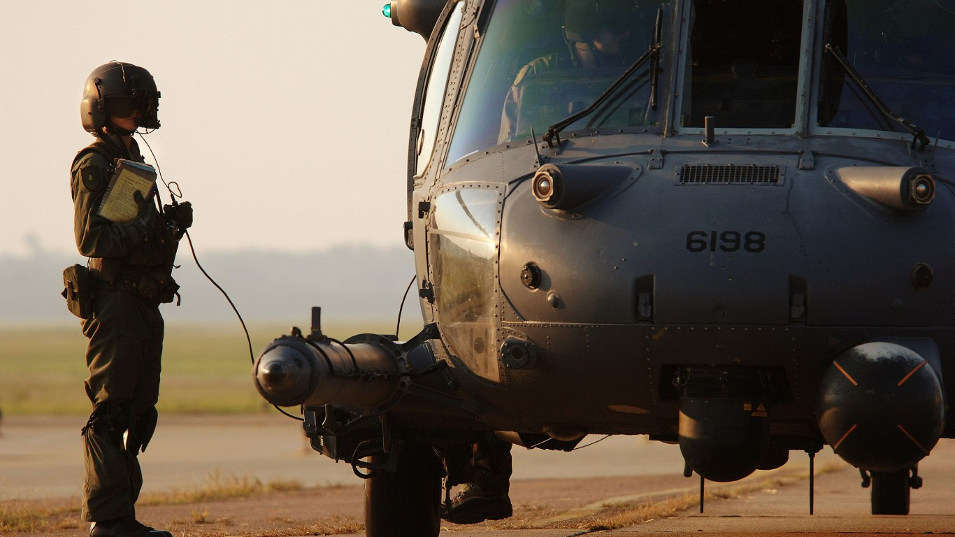 Helicopters  UH-60 Black Hawk