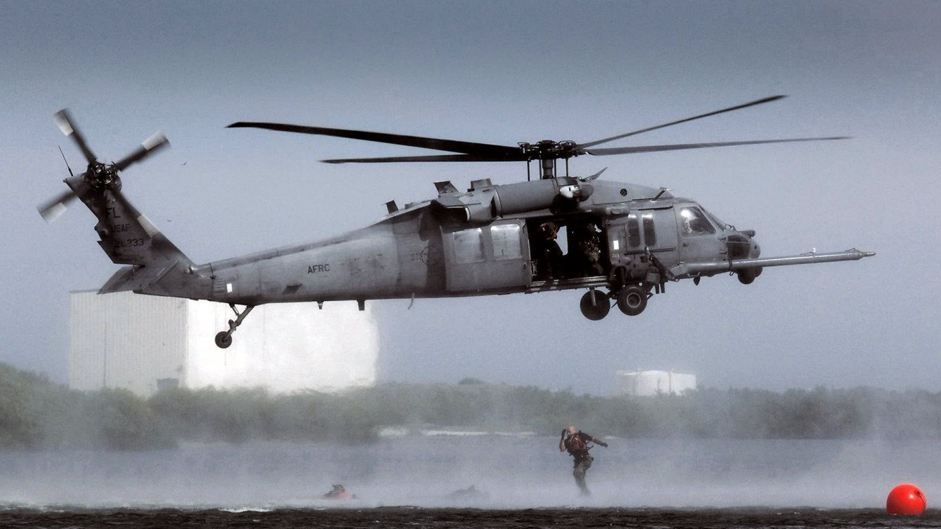 Helicopters  UH-60 Knighthawk