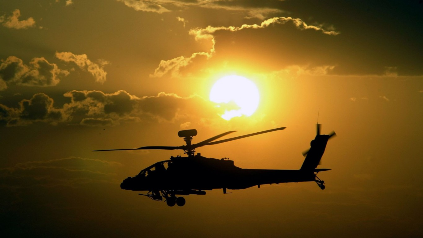Helicopters  Longbow  AH-64 Apache