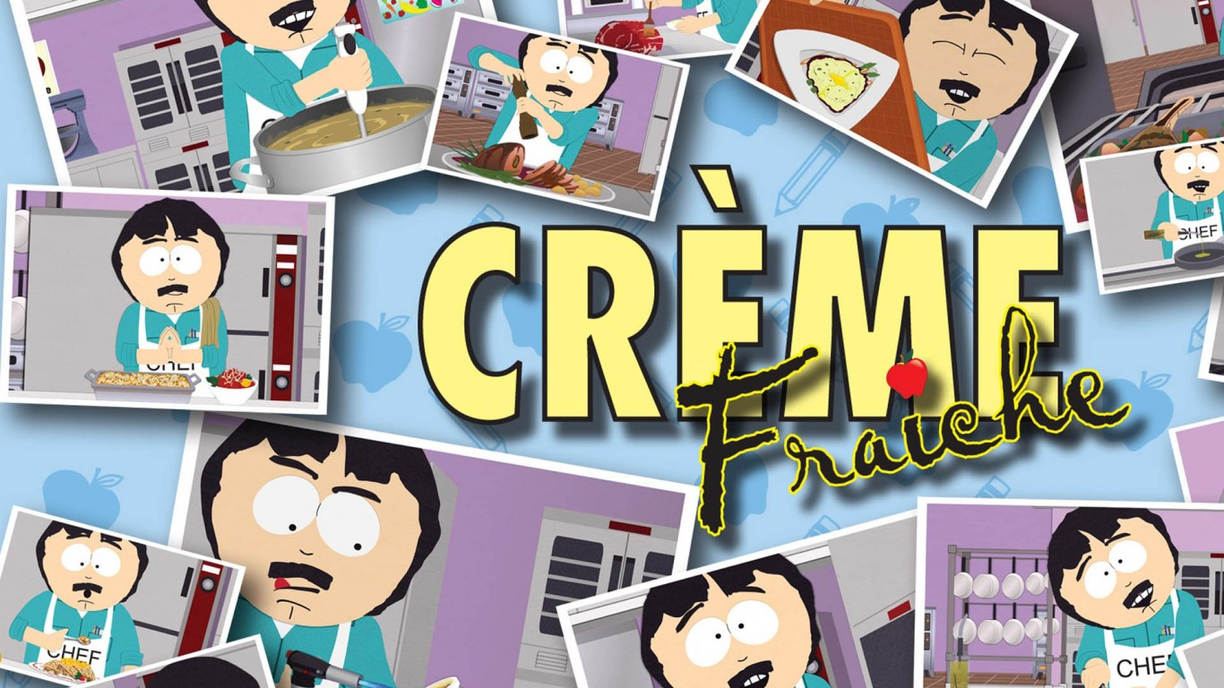 South Park – Creme Fraiche