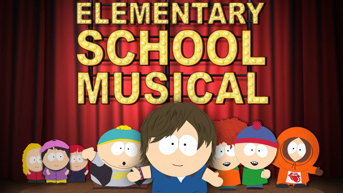 South Park – Elementary School Musical