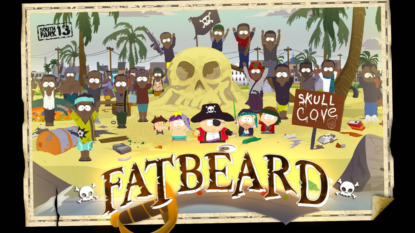 South Park – Fatbeard