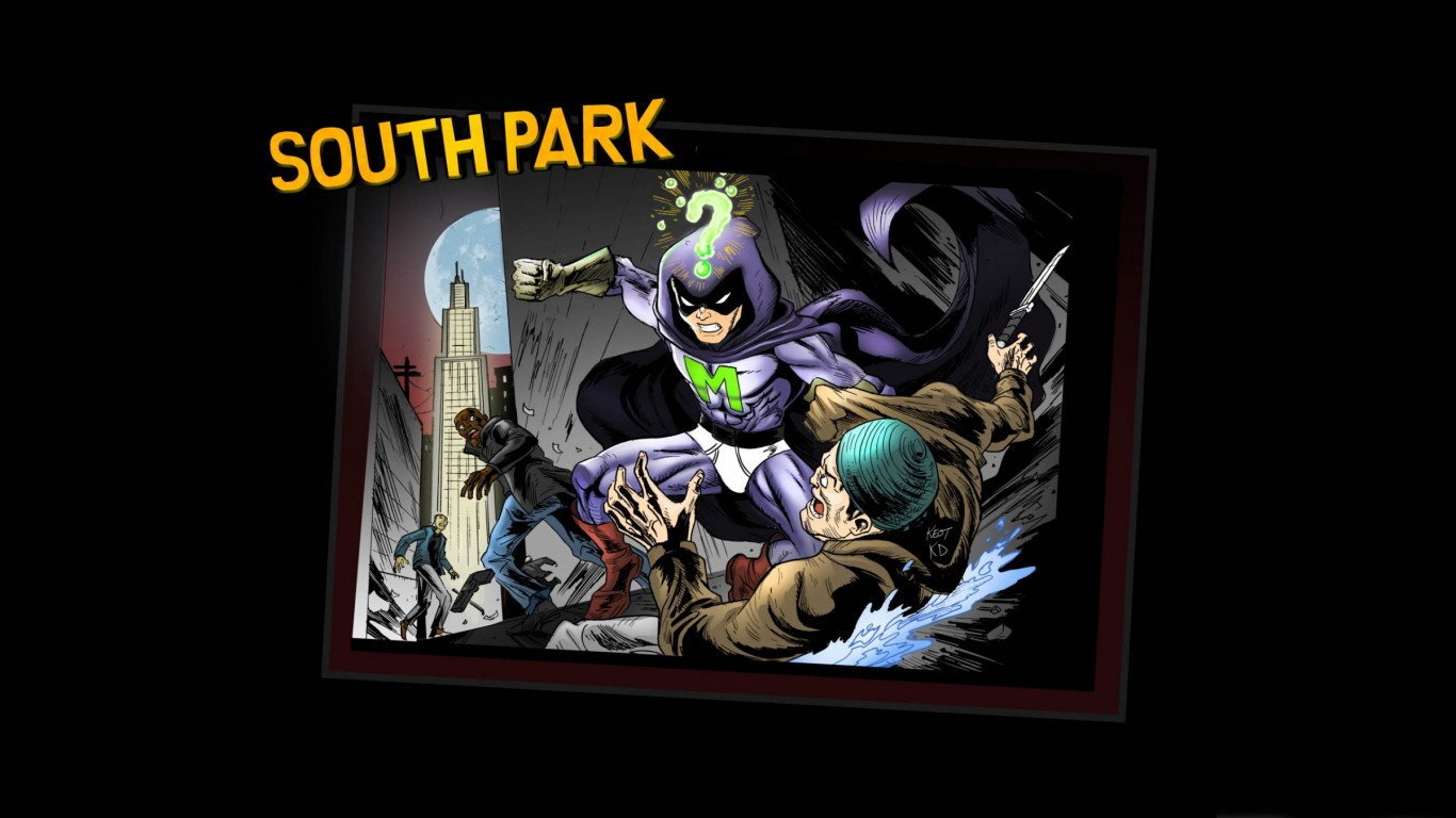 South Park – Mysterion
