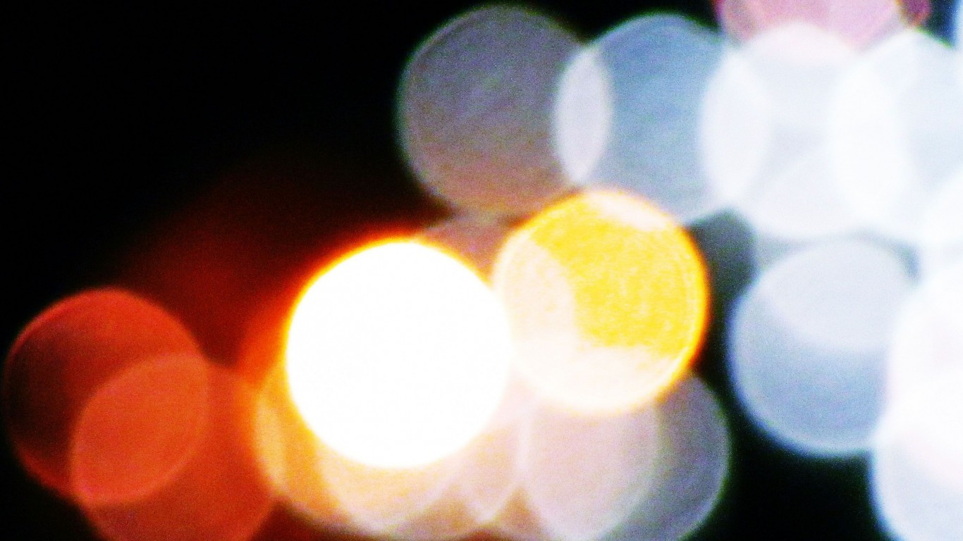 My First Bokeh