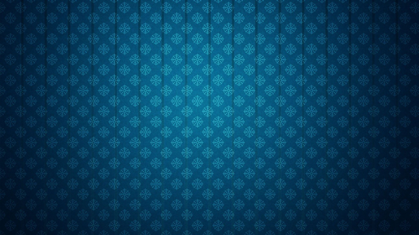 Pattern Glass Blue