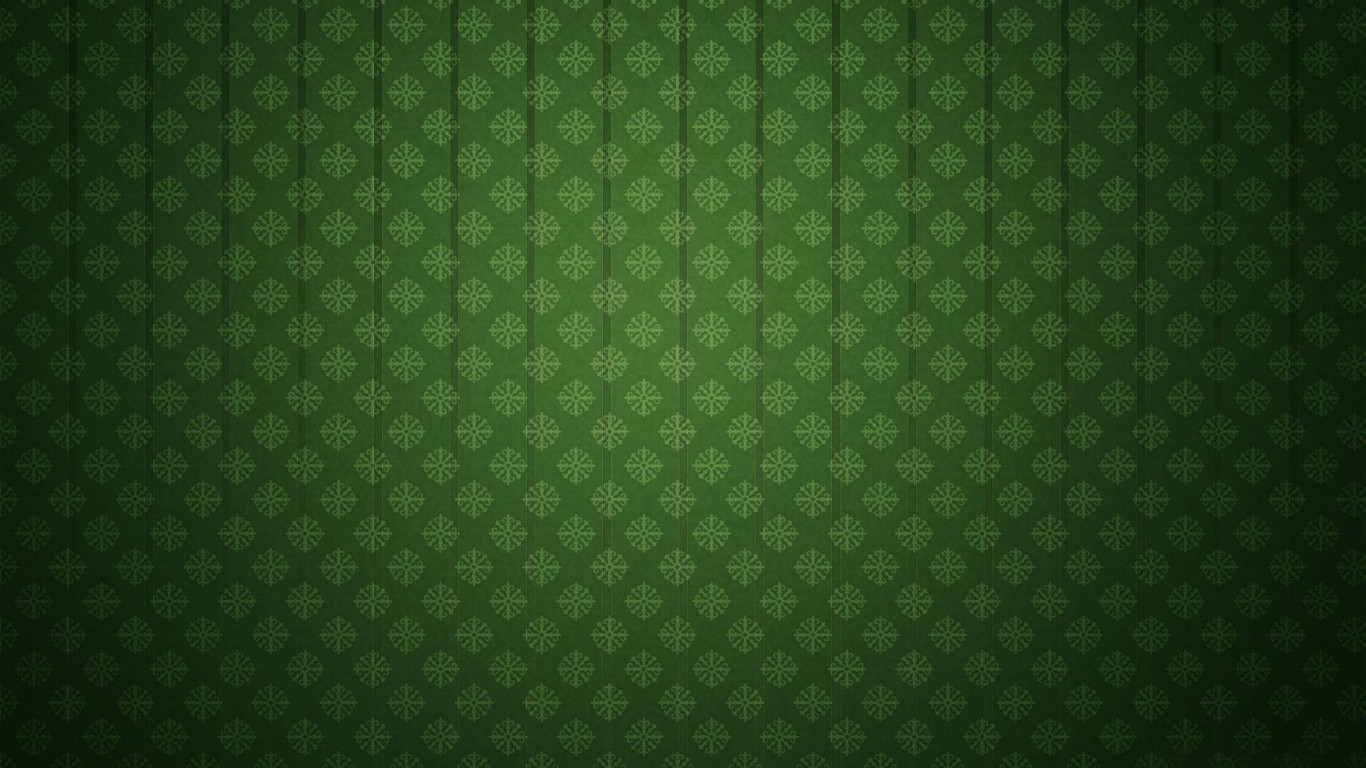 Pattern Glass Green