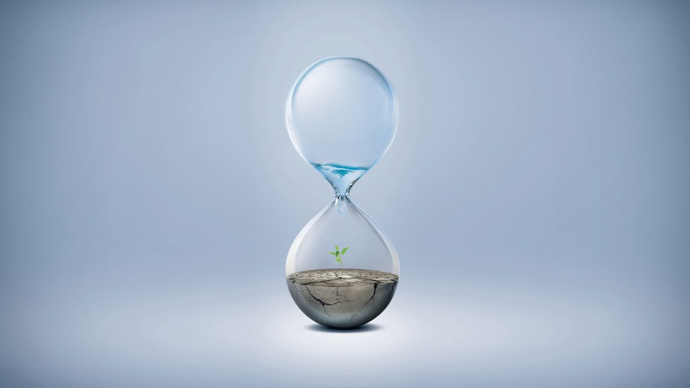 Water  Elements  Plants  Soil  Hourglass