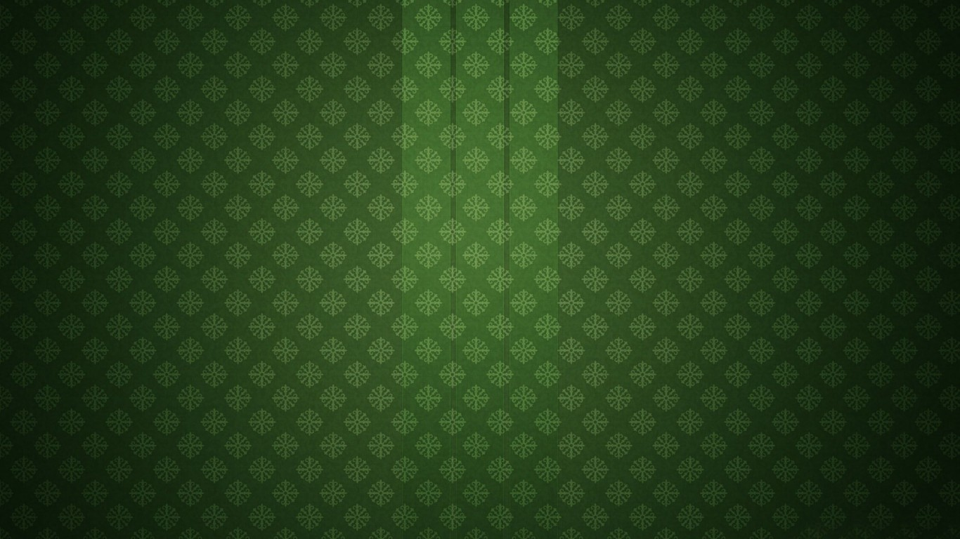 Pattern Glass – Green