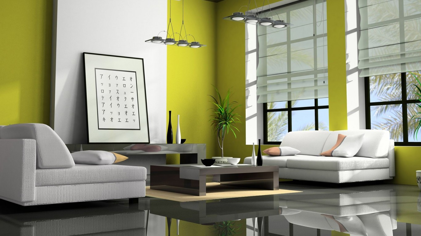 Interior  Furniture  3D