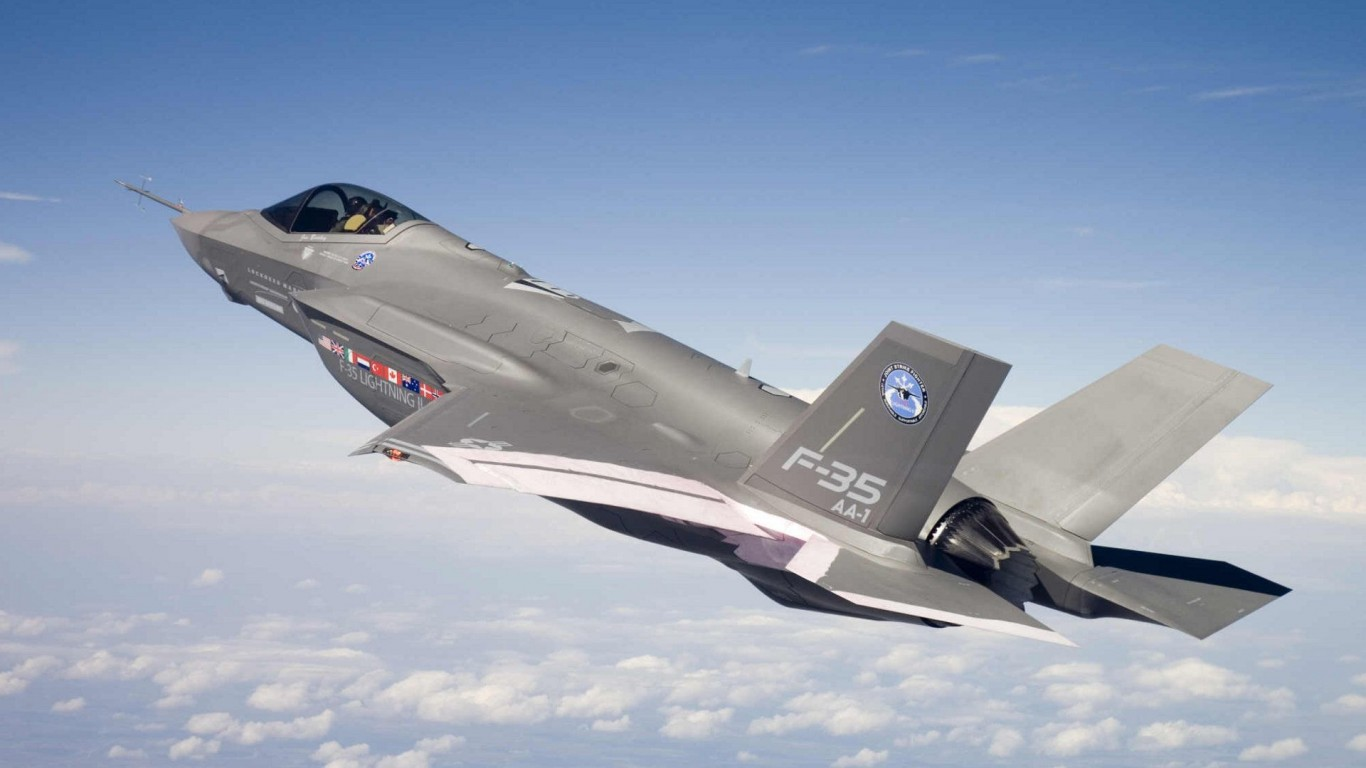 Military  Joint Strike Fighter  F-35 Lightning II